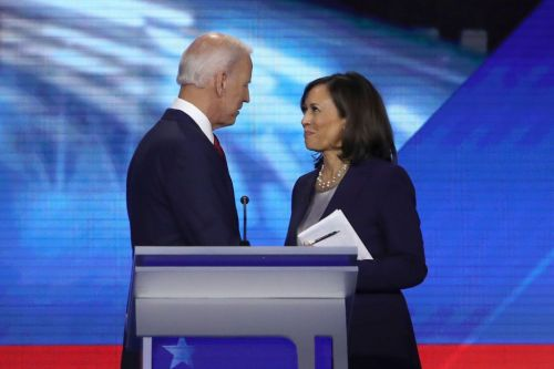 Kamala Harris Vice President Rumors Heat Up As Joe Biden Says He'd 'Consider Her For Anything'