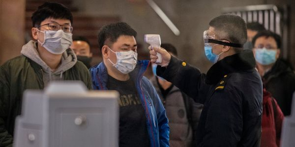 2 new potential US cases of the Wuhan coronavirus are being monitored in Texas and Los Angeles