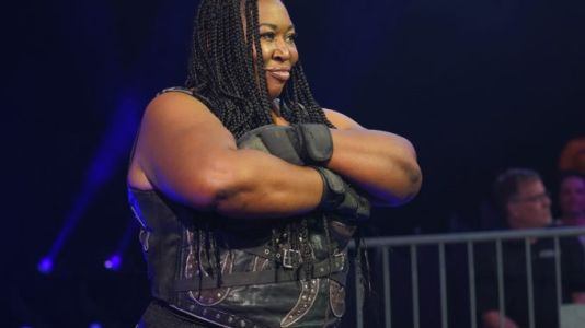 Gail Kim reflects on Awesome Kong's barrier-breaking career before IMPACT Hall of Fame induction