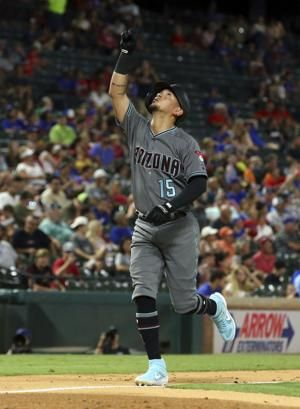 Rookie Young outpitches Lynn as Diamondbacks top Rangers 9-2