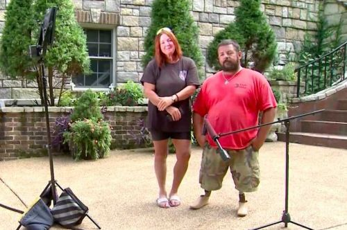 Man born without legs paddles 2,000 miles down Mississippi River in 17-foot canoe