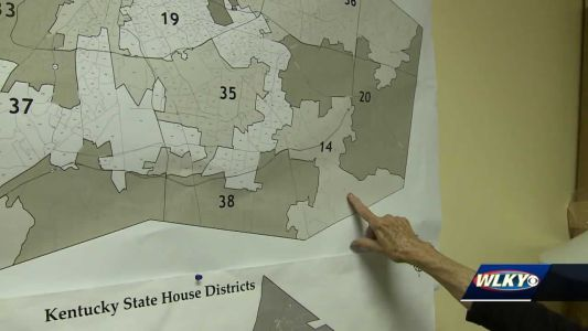 League of Women Voters calling on Kentucky lawmakers to be transparent with redistricting