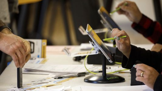 Voter Websites In California And Florida Could Be Vulnerable To Hacks, Report Finds