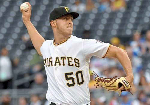 Pirates name Jameson Taillon opening-day starter