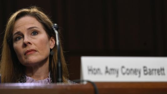 Amy Coney Barrett Moves A Step Closer To Confirmation After Judiciary Committee Vote