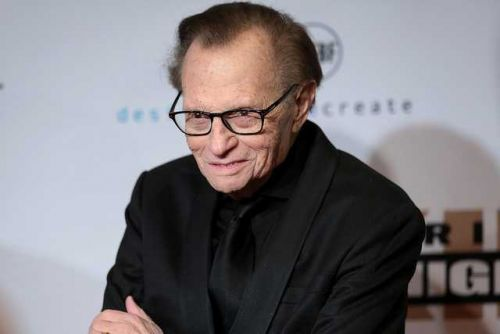 Legendary talk show host Larry King dead at 87