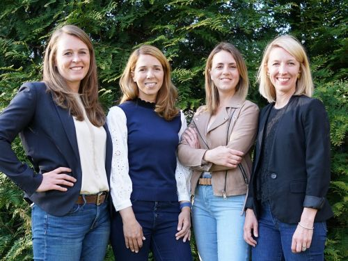 Meet the four women behind Dcode Capital, the VC firm that's helping startups learn how to land millions in government deals