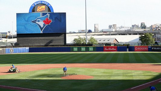 Blue Jays' temporary home in Buffalo has been a home run haven in its first two games