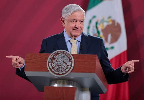 Mexican President López Obrador tests positive for the COVID-19