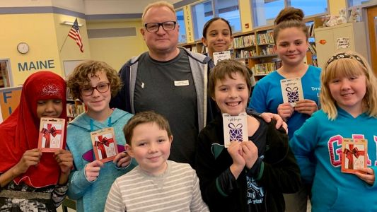 This group of Maine students are publishing a book using their experiences from the pandemic