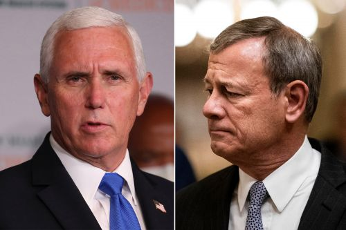 Pence blasts Chief Justice Roberts as 'disappointment to conservatives'