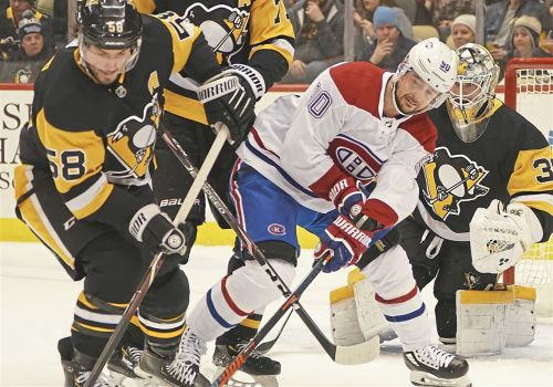 Penguins fall to Canadiens despite Tristan Jarry's record-setting night