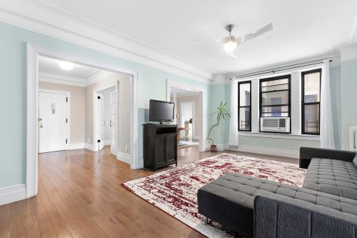 Actress Erica Ash selling Harlem co-op owned by Thurgood Marshall