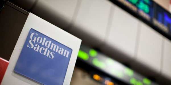 Goldman Sachs says higher real yields 'exacerbated' the stock market sell-off