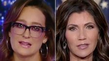 Fox Host Flames GOP Gov. Kristi Noem For Awful 'Message To Illegal Immigrants'