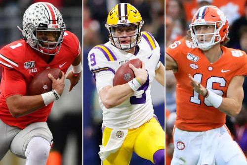 Final College Football Playoff rankings 2019: LSU, Ohio State, Clemson, Oklahoma