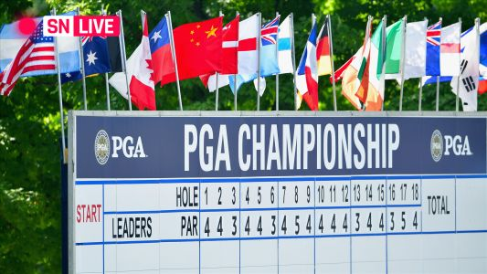 PGA Championship leaderboard: Live golf scores, results from Sunday's Round 4 play