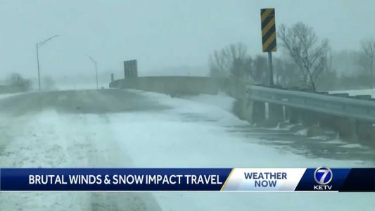 'People are just driving too fast': Iowa drivers continue to see accidents across interstate