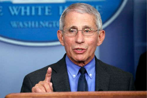 Anthony Fauci compares race disparities of coronavirus to AIDS epidemic