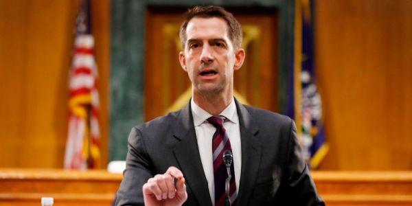 'You shouldn't be calling yourself a Ranger': Tom Cotton's military service is under scrutiny from a fellow Army veteran in Congress