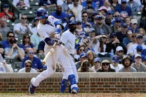 Baez HR, Cubs win 5-3; Alonso sets Mets mark for rookie HRs