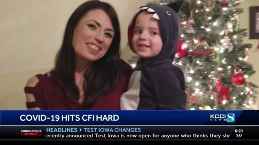 Iowa mother says losing CFI would take her 'lifeline' away