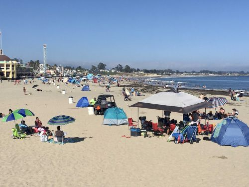 Santa Cruz County remains open during the Fourth of July weekend