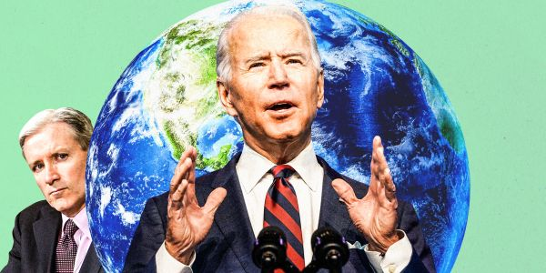 The Biden administration has named a secretive private equity mogul with significant investment interests in climate-related businesses to help shape the US's response to the climate crisis