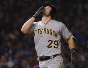 Taillon outpitches Hamels, Pirates beat Cubs 5-1