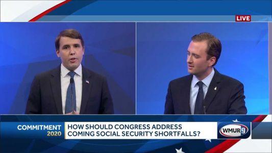 2020 NH 1st District debate: Addressing future Social Security shortfalls