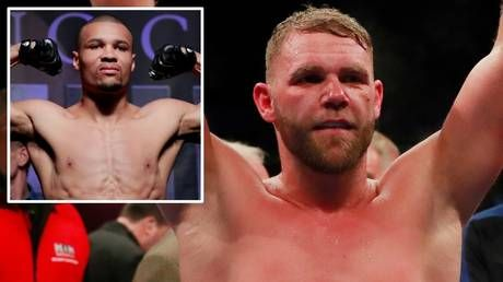 'The only drug I use is Viagra': Billy Joe Saunders unleashes foul-mouthed social media rant at rival Chris Eubank Jr