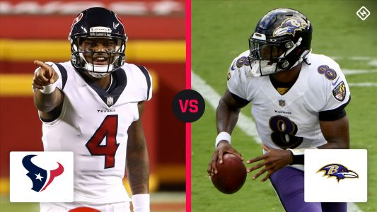 What channel is Ravens vs. Texans on today? Time, TV schedule for Week 2 NFL game