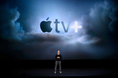 Steven Spielberg, Jennifer Aniston, other celebs help introduce Apple's streaming TV service