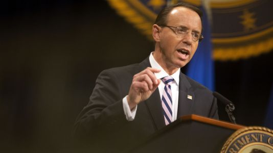 Ex-Department Of Justice Leader Who Appointed Mueller To Testify In Senate