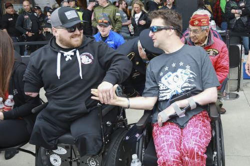 Boston's Wounded Vets Run 9th Annual Motorcycle Ride
