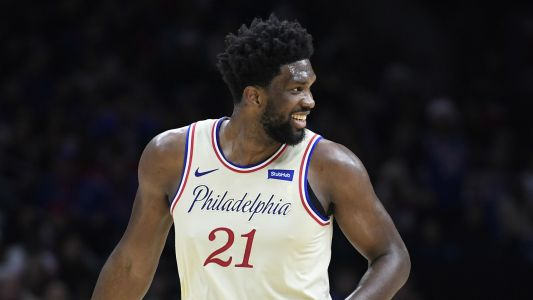 76ers coach says no one has worked harder than Joel Embiid ahead of NBA's return
