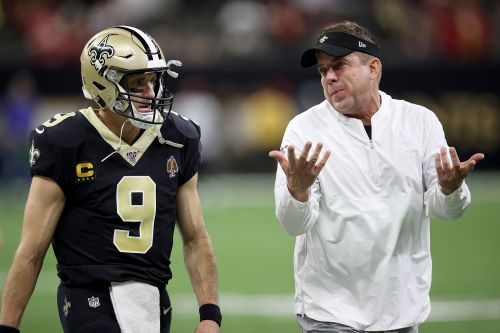 Sean Payton's slip up may have revealed Drew Brees' retirement plans