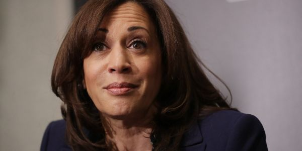 Kamala Harris's father said she disgraced her Jamaican family by using a 'fraudulent stereotype' in a joke about smoking weed
