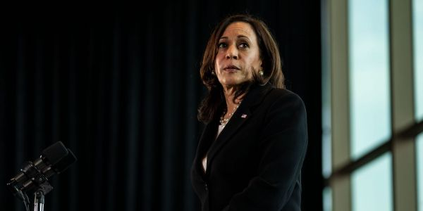 Kamala Harris will travel to the US-Mexico border on Friday, per report