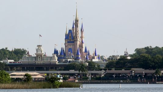 Masks And Mouse Ears: Disney World Reopens As Coronavirus Cases Climb In Florida