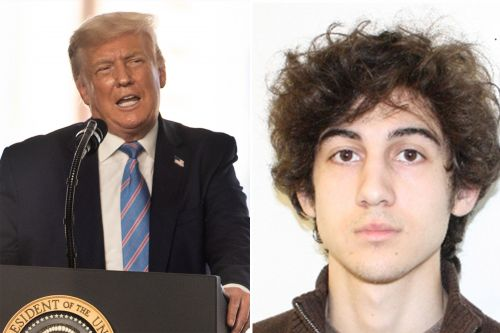 Trump demands death penalty for Boston Marathon bomber Dzhokhar Tsarnaev