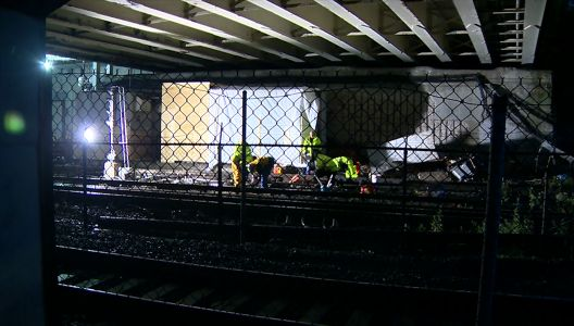 Red Line riders warned to add extra commute time as repairs continue