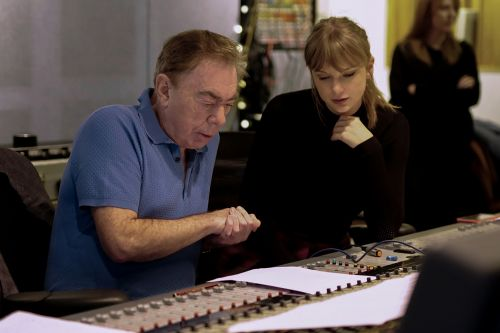 Andrew Lloyd Webber talks 'Cats' movie starring Taylor Swift and Judi Dench