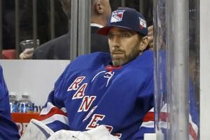 Lundqvist won't play this season after heart inflammation