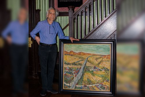 Long-lost Van Gogh masterpiece 'discovered' by NYC collector