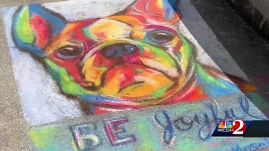 Outdoor art lessons happening in Central Florida