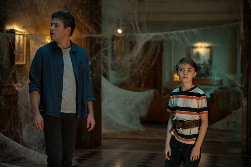"""'Locke & Key': Connor Jessup Explains Why Tyler Is """"Moving On"""""""