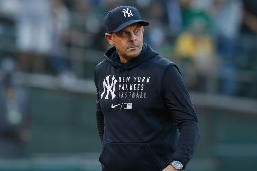 Aaron Boone returning as Yankees manager on new deal