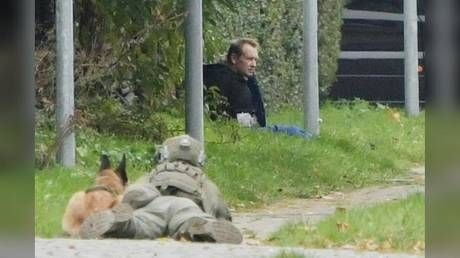 Danish inventor who murdered & dismembered journalist captured after attempted PRISON BREAK with 'bomb'