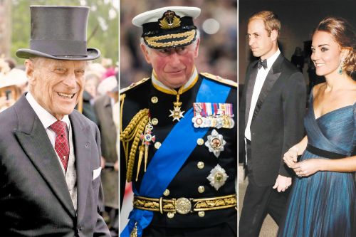 Americans donate big to British royal family charities which skimp on their cause